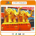 one set  of 13ft  giant large inflatable golden  elephant for outdoor advertise,inflatable model