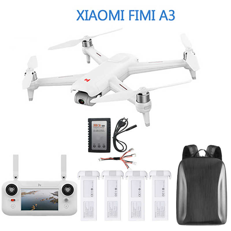 Xiaomi FIMI A3 5,8G Дрон с GPS 1 км FPV 25 минут с 2-осное 1080 P Камера RC Quadcopter RTF Headless режим Follow Me
