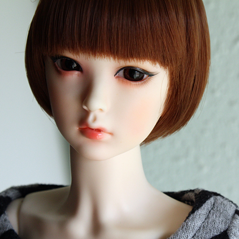 OUENEIFS BJD SD Rosy Doll Kit 1/3 Body Model Girls Boys High Quality Toys Shop Resin Figures Supia цена 2017
