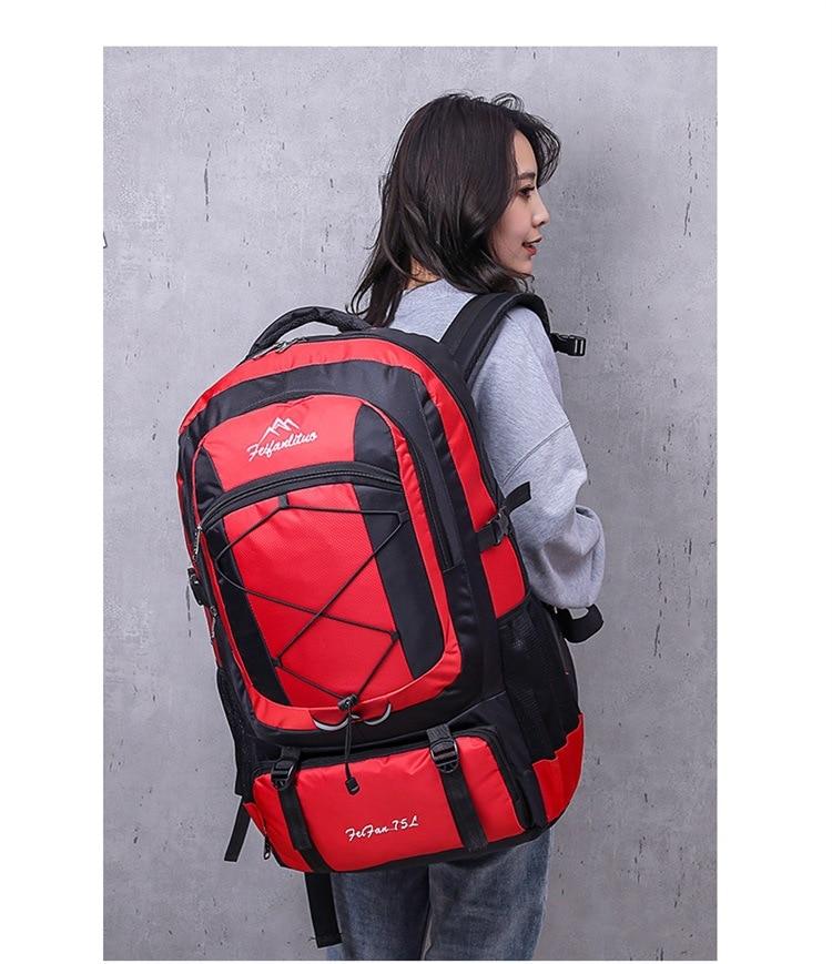 travel Outdoor backpack discount 30