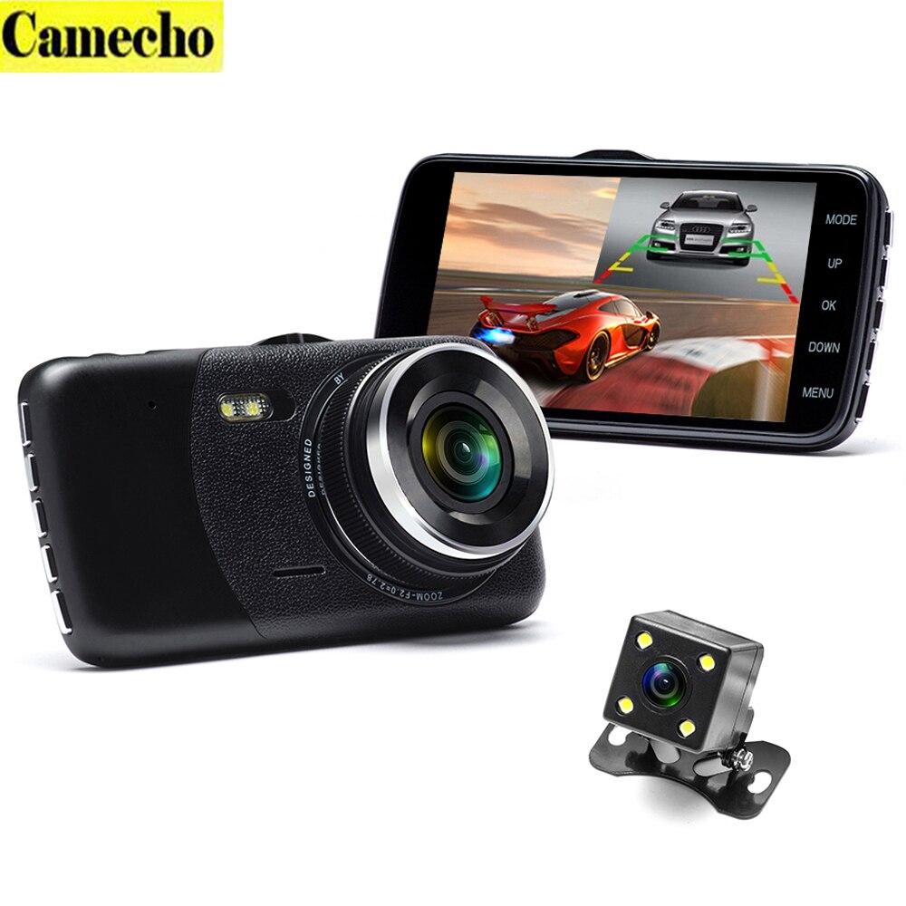 2017 new 4 0 inch dual lens car dvrs full hd 1080p car dvr video recorder car camera dash cam. Black Bedroom Furniture Sets. Home Design Ideas