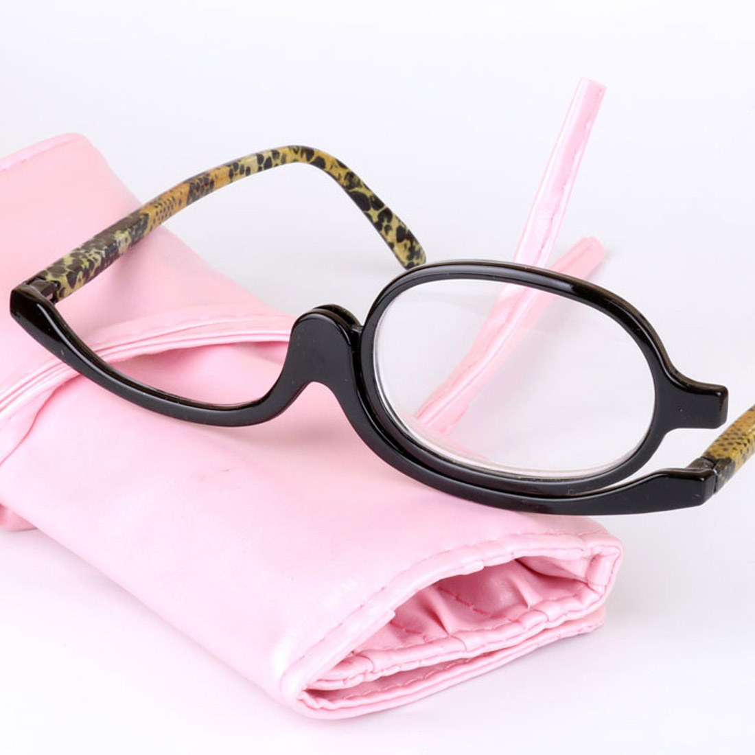 gafas de lectura hombre Women Cosmetic Glasses Making Up Reading Glasses Presbyopic Eyeglass 1 5 4 0 in Men 39 s Reading Glasses from Apparel Accessories