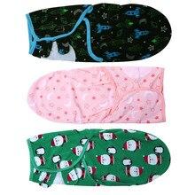 Baby Swaddle Polyester Wrap Infant Soft Envelope Blanket Newborn Sleep Bag Sleepsack for Bedding