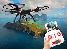 Noir Syma X8W Explorateurs Drone WiFi FPV RC Quadcopter 4CH Gyro 2MP Caméra RTF Livraison Gratuite