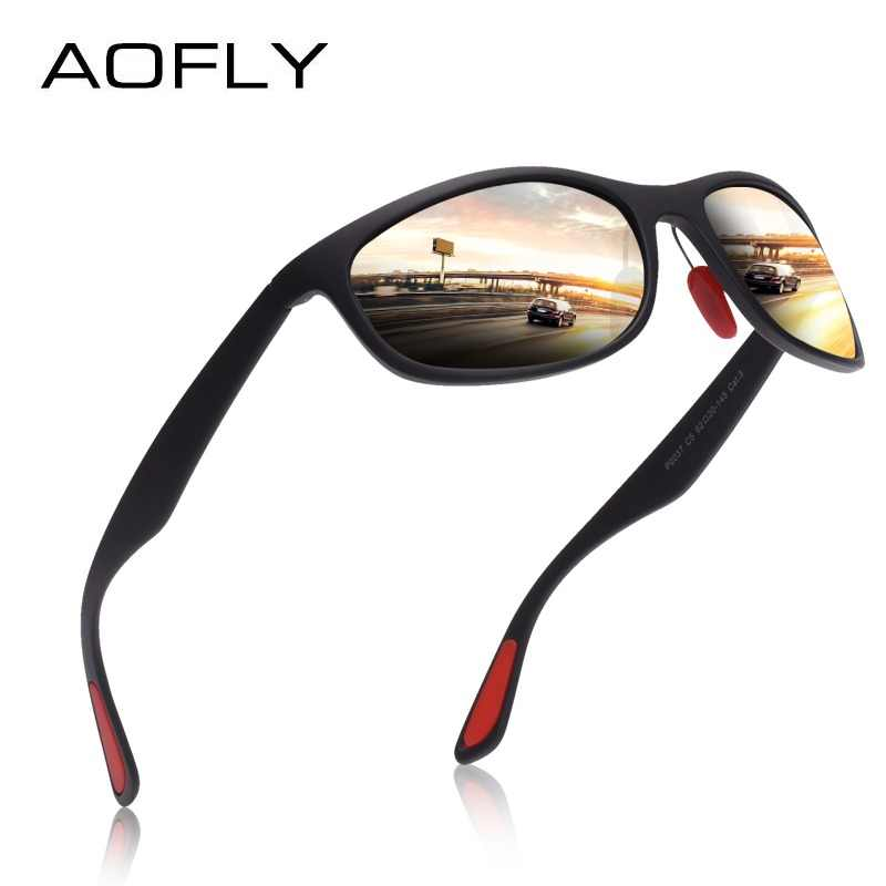 7e810f2a1e72 Detail Feedback Questions about AOFLY BRAND DESIGN Polarized Sunglasses Men  Women Driving Male Sun Glasses Fishing Sport Style Eyewear Oculos Gafas  AF8104 ...