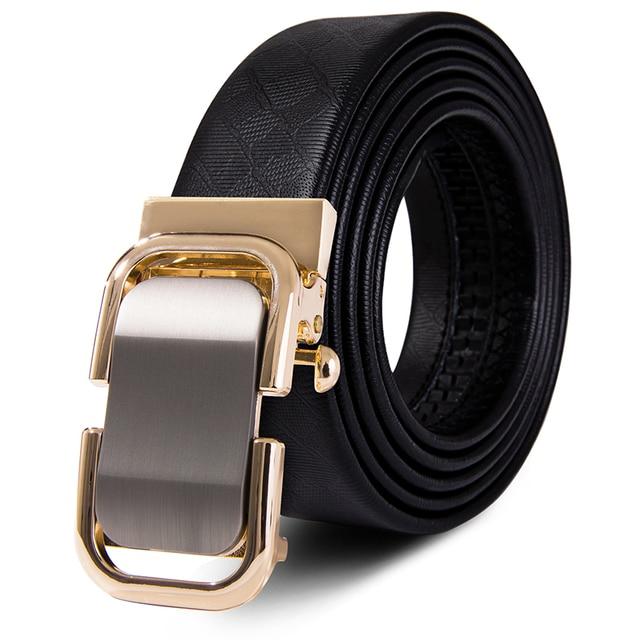 Automatic Belt - High Quality Genuine Leather Luxury Belt 1