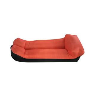Image 3 - Outdoor Inflatable Air Sofa Holiday Seaside Beach Water Lazy Bone Sofa Wild Sleeping Bag Outdoor Seating Garden Sofa