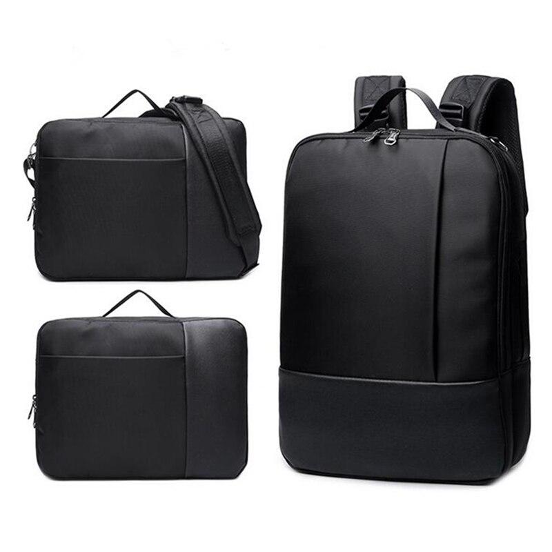 New Laptop Backpack New Briefcase Attache Case Shoulder Messenger Bag Portfolio High Quality Laptop Case Cover Bag For Men Women