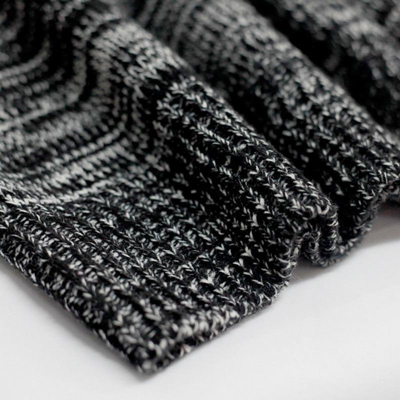 Γυναικεία μακρύ πουλόβερ με κουκούλα - Γυναικείος ρουχισμός - Φωτογραφία 5