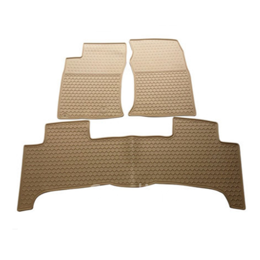 For Lexus GX470 High Quality Waterproof Anti Skip Latex Durable Carpets Special Rubber Car Floor Mats