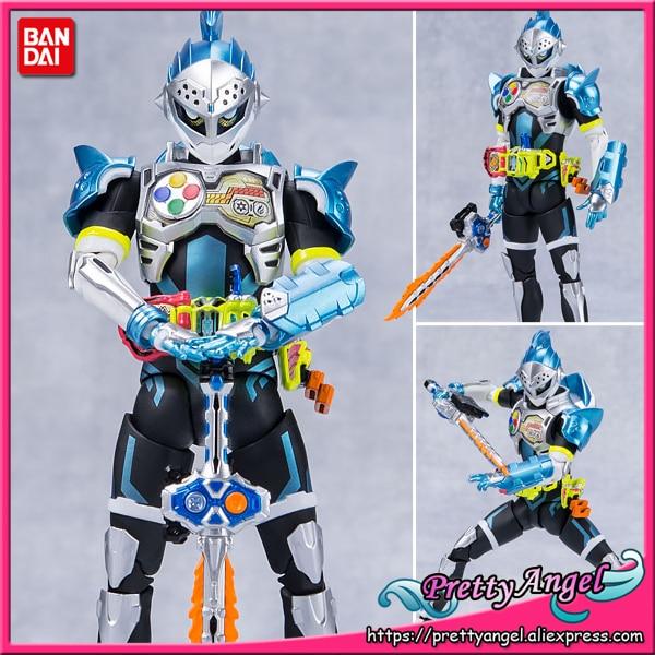 Genuine Bandai Tamashii Nations S.H.Figuarts Kamen Rider Ex-Aid Kamen Rider Brave Quest Gamer Level 2 Action Figure джемпер brave soul brave soul br019ewulf49