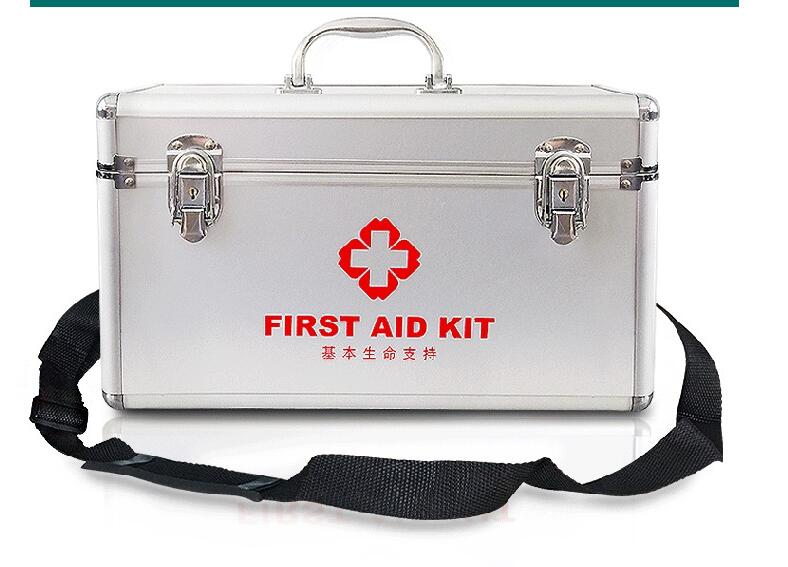 XSLJ21--16 inch outdoor first-aid kit, medicine home medicine box, home first aid kit, medical box. new gbj free shipping home aluminum medical cabinet multi layer medical treatment first aid kit medicine storage portable