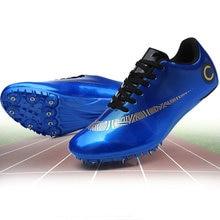 Мужская спортивная обувь с шипами для тренировок на открытом