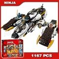 1167 шт. ниндзя ultra Stealth Raider пустыни бак Pedrail 10529 строительные блоки Jay Ллойд кирпич сборные игрушки, совместимые с Lego - фото