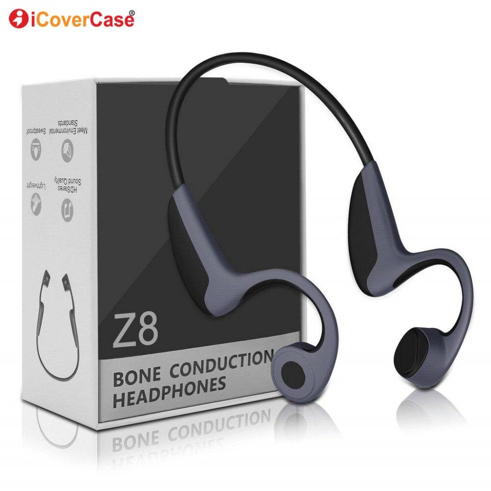 Écouteurs sans fil Bluetooth pour Huawei Honor 8X9 10 Lite Y9 2019 téléphone Mobile Plus casque à Conduction osseuse casque mains libres