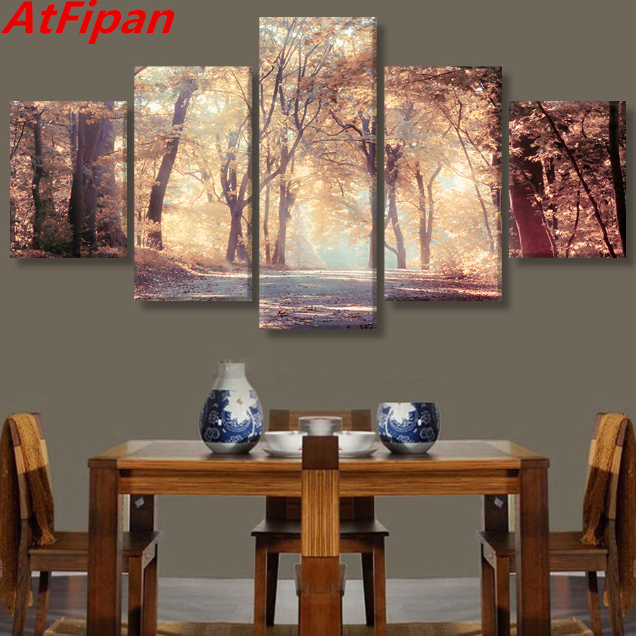 Atfipan 5 panel the autumn the shade street modern home for Home decor 86th street