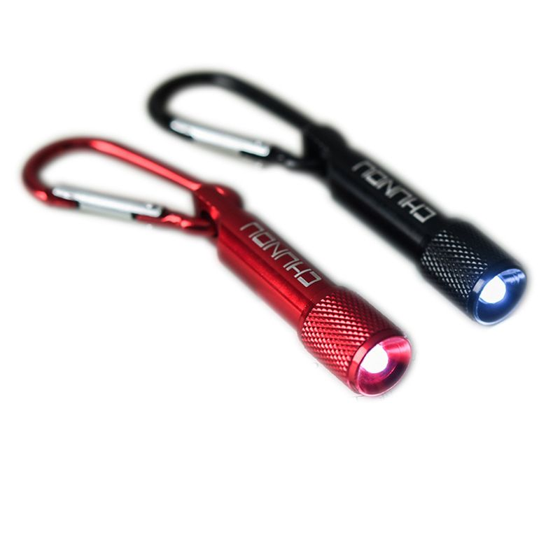 Mini Pocket LED Flashlights Portable Keychain LED Light Camping Flashlight Torch