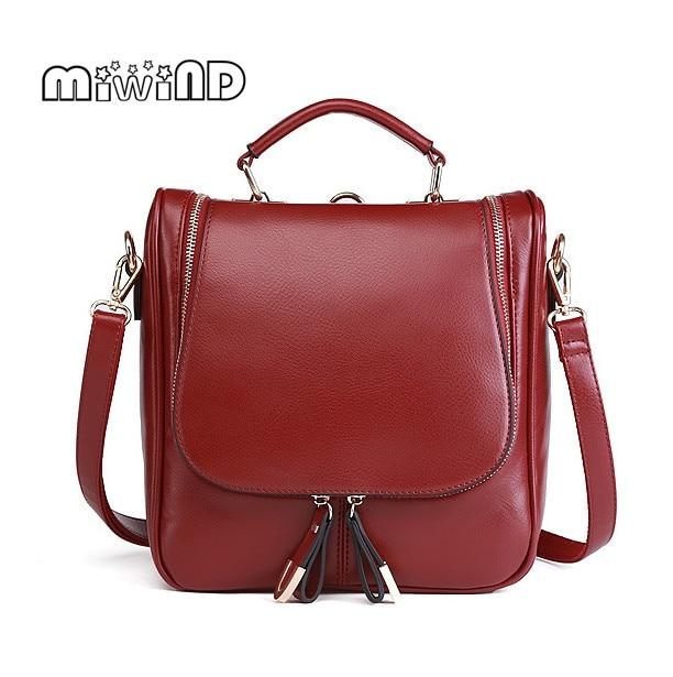 MIWIND Women Bag High Quality Tote Bag Women Bolsos Mujer Women Messenger Bags Fashion Brand Bag