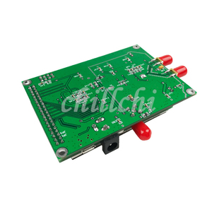 Image 4 - ADF4355 color touch screen module sweep frequency signal source VCO microwave frequency synthesizer PLL