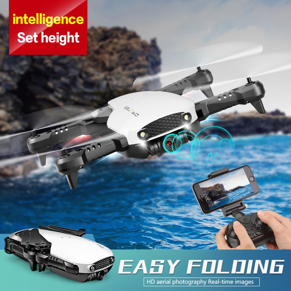 Ocday H2 2.4ghz Foldable Rc Quadcopter Drone Aircraft With Altitude Hold Headless Mode 360 Degree 3d Flip One Key Start/landing Rc Helicopters Remote Control Toys