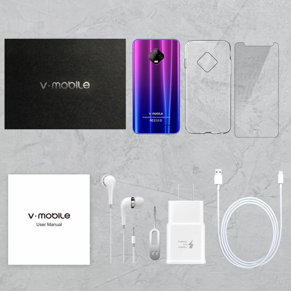 TEENO Vmobile J7 Mobile Phone Android 7.0 5.5