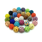 20pcs 10mm Clay Pave...
