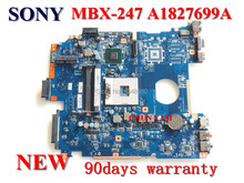 New Original HM65 laptop Notebook Motherboard MBX-247 For VPC-EH system board A1827699A DA0HK1MB6E0 mainboard 90 Days Warranty