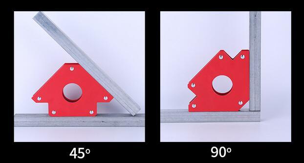 50LB пайки локатор Электрический сварочный Утюг Sunction магнит сварочный Магнитный фиксатор держатель 3 угла стрелы сварщик позиционер инструменты