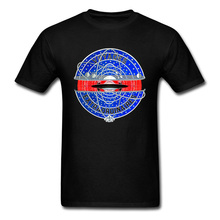 Travel Men T-shirts Unique Men's T Shirt Black Blue Fashion Designer Tshirt Custom Father Gift Tops Tees 100% Cotton Sweater цена и фото