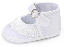 baby girls shoes newborn white satin lace infant prewalkers little crib nonslip christenning wedding high cut