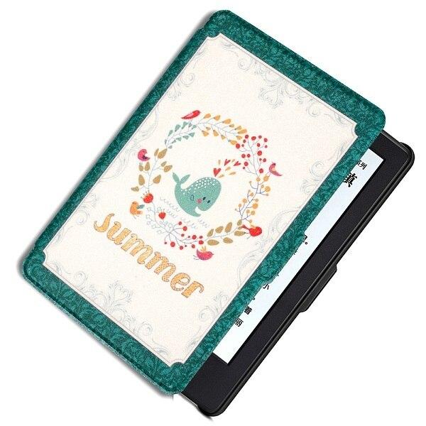Shell colorido para Todos Los Nuevos Kindle (octava Generación, 2016 Release) e-reader Inteligente Cubierta Protectora Totalmente Nuevo Kindle cubierta de Pintura
