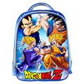 Anime Dragon Ball Niños Escolares Mochila Niños Mochila Kids Kindergarten Mochila de Dibujos Animados Bolso Bolsas Escuela Mejor Regalo