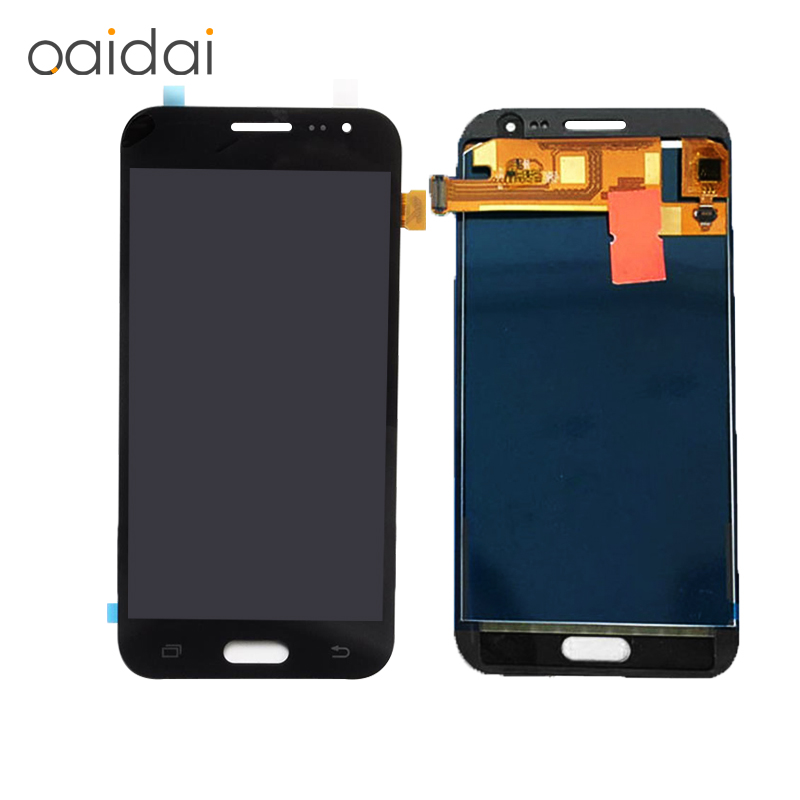 Lcd Display Touch Screen Digitizer Assembly Replacement Parts For Samsung GALAXY J2 J200 J200F J200Y J200H Free Shipping high quality for samsung galaxy grand neo i9060 i9062 lcd screen display replacement parts 1pc lot