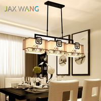 Vintage LED E27 Kitchen Dining & Bar Pendant Lights Loft Black Iron Lamp Shade for Bedroom Living Room Bar Lighting Pendant Lamp