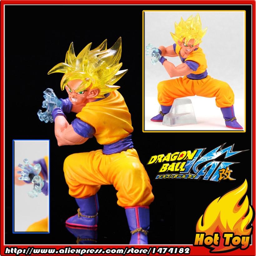 100% Original BANDAI Gashapon PVC Toy Figure DG Part 3 - Goku Super Saiyan from Japan Anime Dragon Ball Z 100% original bandai gashapon pvc toy figure hg part 7 son goku super saiyan 3 from japan anime dragon ball z