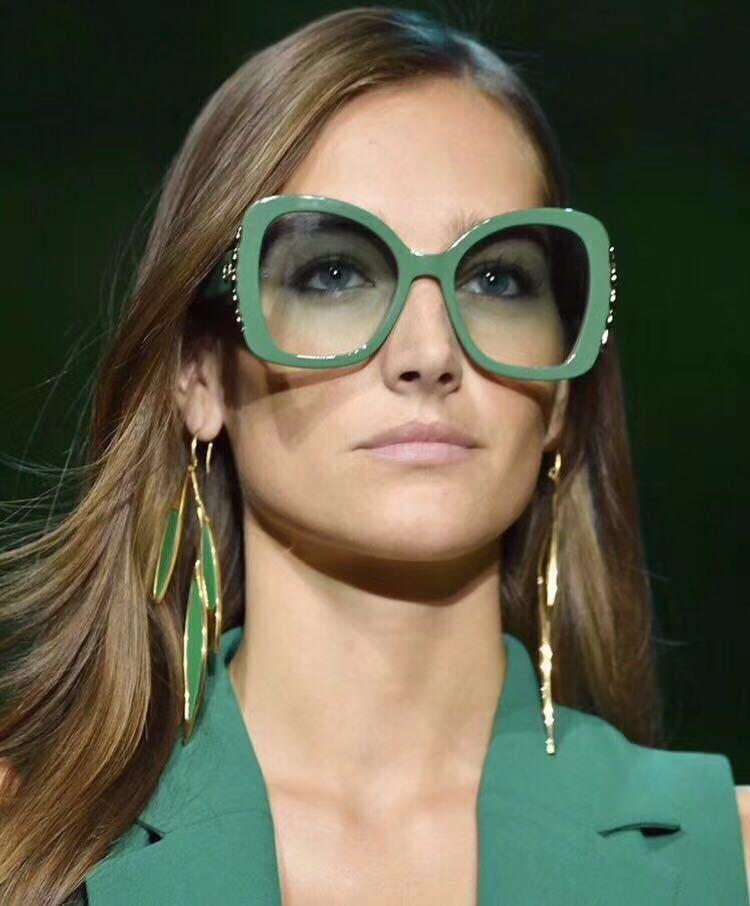 Sunglasses women Brand Designer Vintage cat eye sunglasses for female Sun Glasses Retro Red ladies Sun glasses Black Eyewear