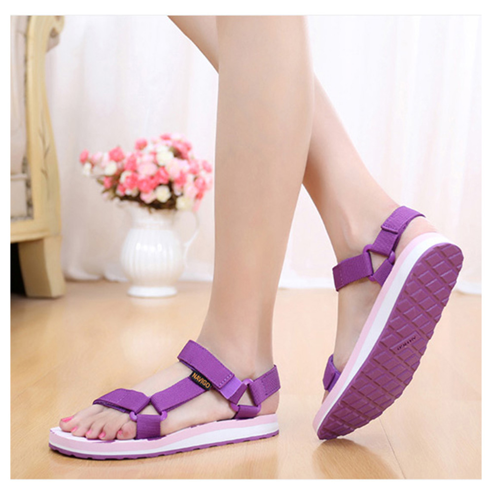 Womens sandals marshalls - Summer Shoes And Sandals Aliexpress Com Buy Flat Womens Sandals 2016 Casual Women Summer Shoes