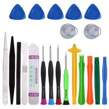 21 in 1 Spudger Pry Opening Tool Screwdriver Set for iPhone