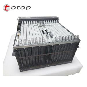 Image 2 - 19 inch Huawei MA5800 X15 OLT with 2* MPLA Control and 2*PILA DC Power ,16 pots GPHF C+ board