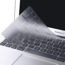 Водонепроницаемый силиконовый прозрачный чехол для клавиатуры