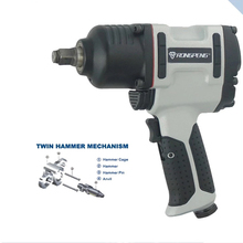 RONGPENG 7445 Pneumatic Wrench 1/2 inch Professional Auto Repair Pneumatic Tools,Spanners Air Tools цена и фото