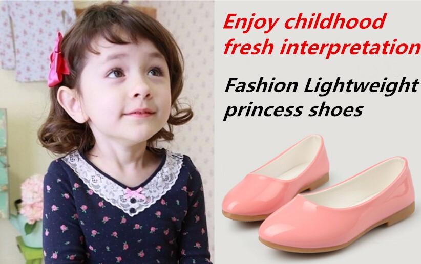 girl leather shoe-13