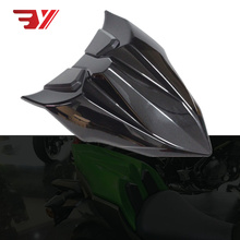 Motosiklet Arka Kuyruk Bölüm Koltuk Kukuletası Kapağı Kawasaki Z650 z650 Z 650 2017 2018 Motosiklet aksesuarları Arka klozet kapağı Kukuletası