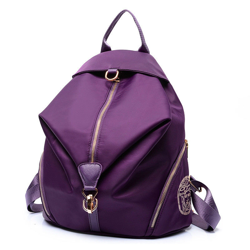 Brand Classic 2018 NEW fashion backpack women girl bags polyester waterproof big pocke school bag woman