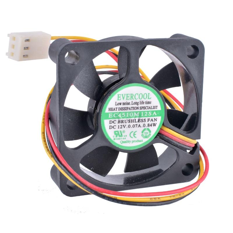20 Pcs 5V 40mm 3D Printer Fan 40x40x15mm PC CPU Computer Cooling Case Fan Sleeve