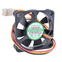 COOLING REVOLUTION EC4510M12SA 4510 45mm fan 4.5cm 45x45x10mm 12V 0.07A Computer CPU North and South Bridge Small Cooling Fan
