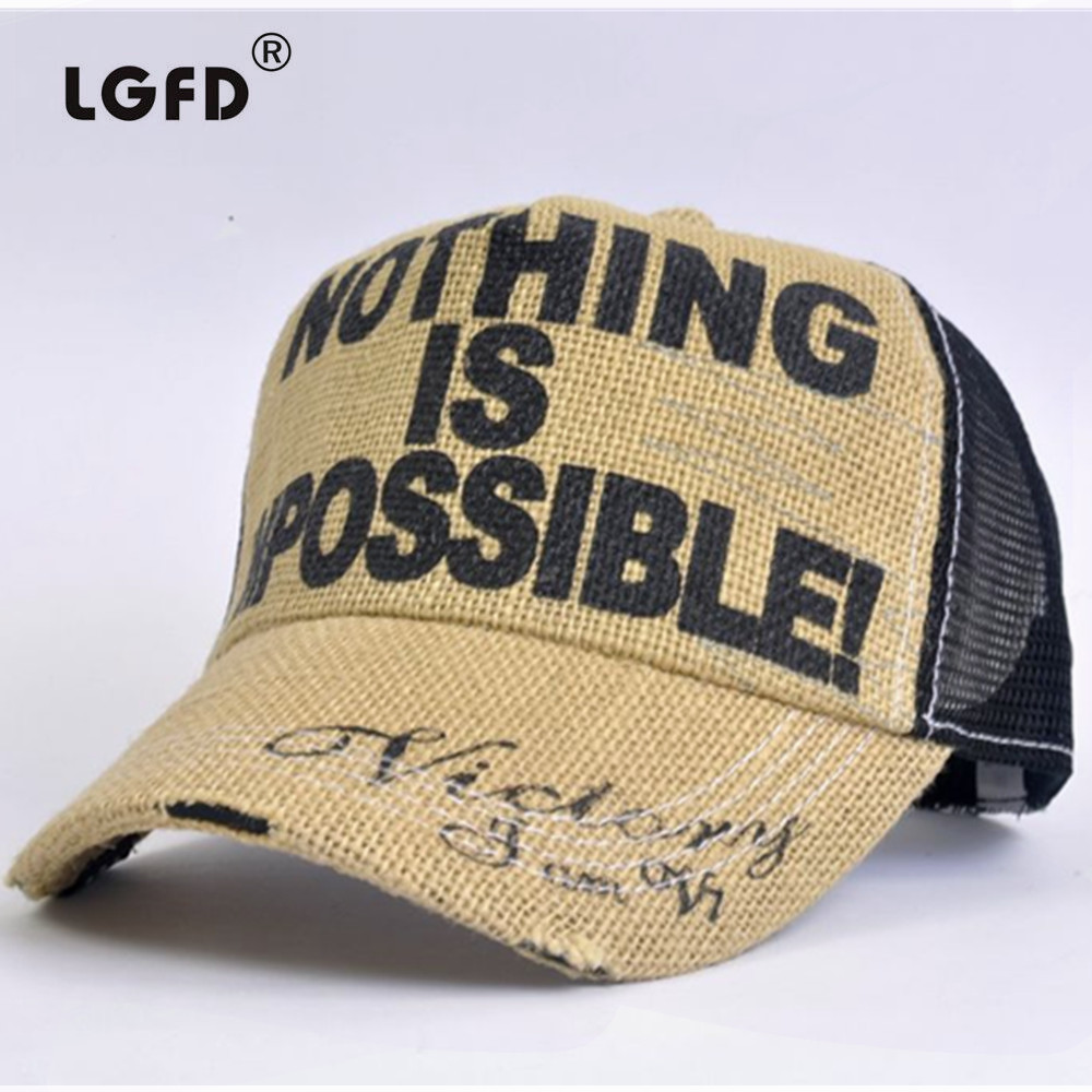 2016 summer Vintage linen CLOTH pattern SPECIAL BIG SIZE Breathable Cotton Mesh Snapback gimme cap Trucker hat