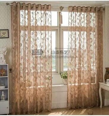 Comprar cortina de moda marr n recorte for Cortinas de castorama pura