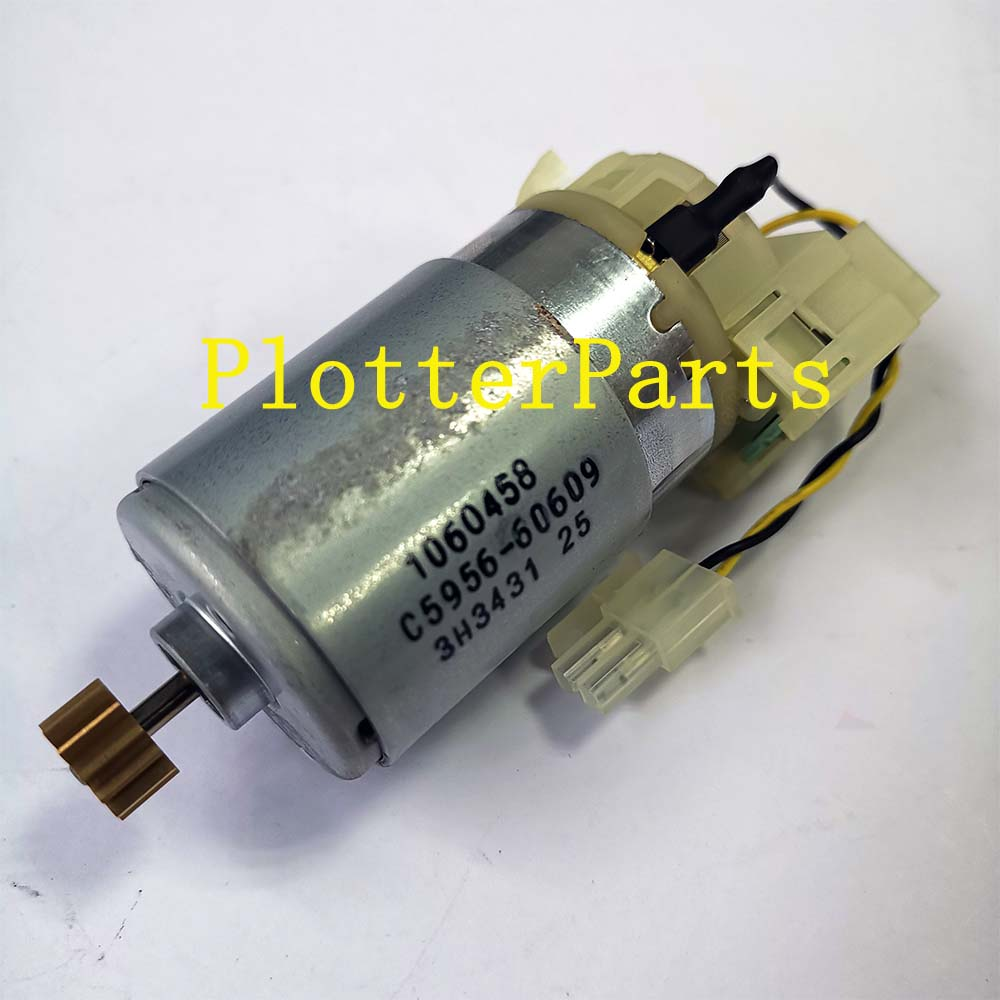 C5956-67299 C5956-60609 Motor Assembly for HP PhotoSmart ML1000 ML1000D ML2000D Printer Parts Original used C5956-67299 C5956-60609 Motor Assembly for HP PhotoSmart ML1000 ML1000D ML2000D Printer Parts Original used