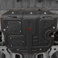 For Honda HR V HRV VEZEL 2014 2015 2016 2017 2018 under Engine Protector Cover Cap car styling